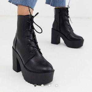 Platform ASOS Boots